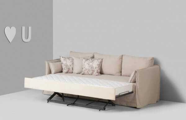 Linea Strom - Καναπές Κρεβάτι - Duetto