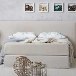 Linea Strom - Κρεβάτι - Nativa