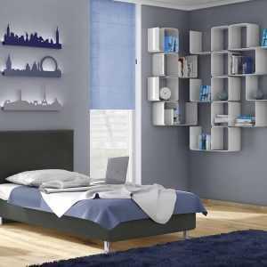 Media Strom - Κρεβάτι Εφηβικό - Sienna Teens