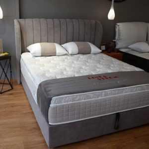 Ντούμας - Κρεβάτι Coral