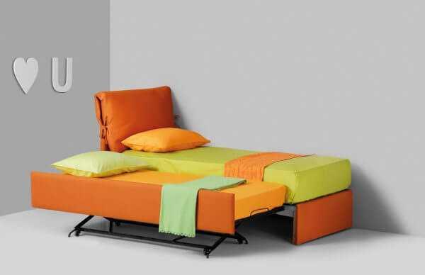 Linea Strom - Πτυσσόμενα Κρεβάτια - Benefit